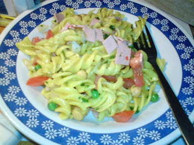 Islamic cookingclub recipes easy pasta salad easy pasta salad forumfinder Choice Image