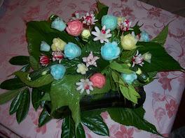 bouquet di daikon colorato 2008