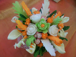 "bouquet di vegetali ""mix"""