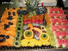 frutta allo specchio