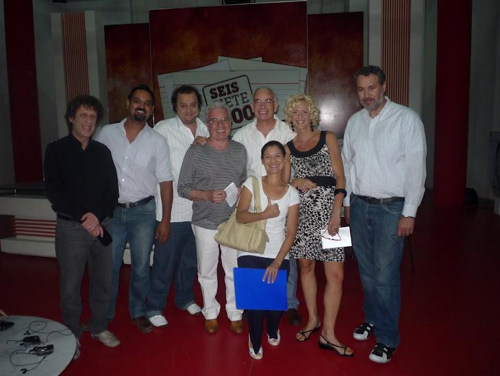 Comunidad Proyecto Buenos Aires con el equipo de 6,7,8