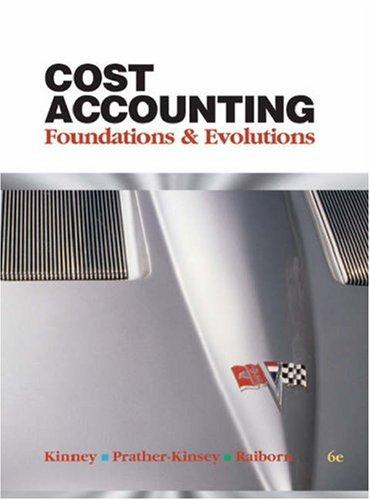 cost accounting a managerial emphasis 3rd edition pdf
