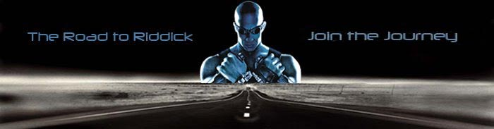 The Road to Riddick