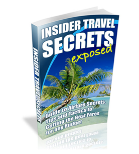 Insider travel secrets