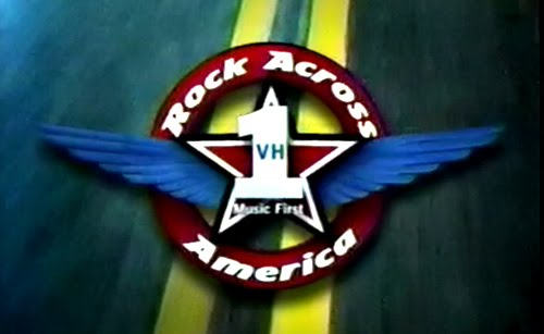 Amy Jo Johnson in VH1 Rock Across America