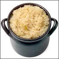 sauerkraut pot How to make Sauerkraut at Home