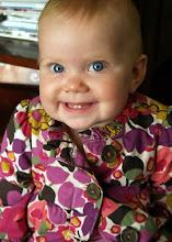 Mariah at 10 months