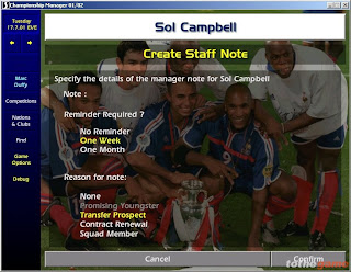 Championship Manager 2001-2002 Download