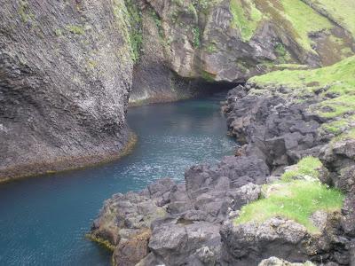costa de Vestmannaeyjaer
