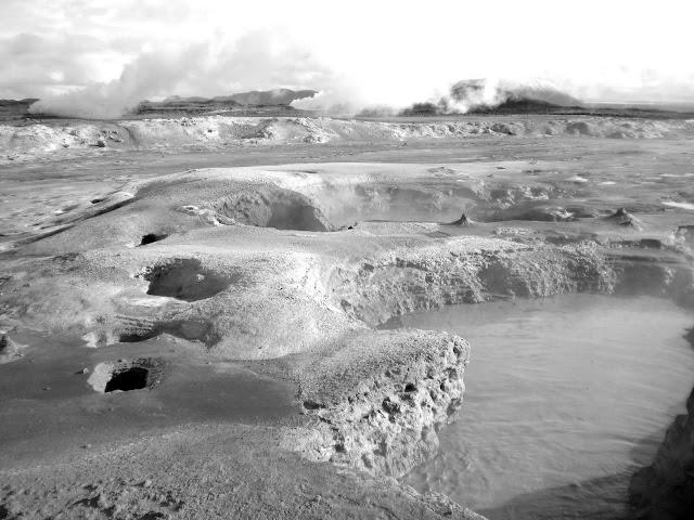 geotermalismo en islandia