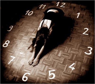 reloj del adios