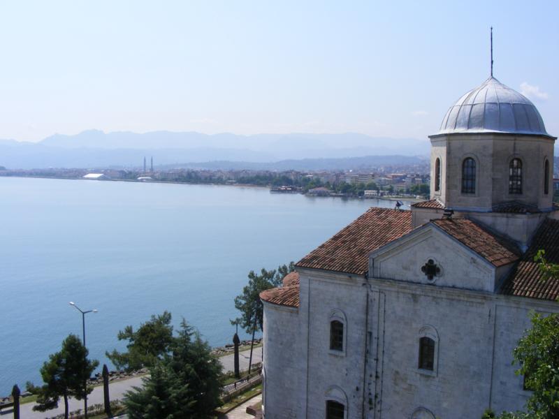 Ordu Turkey  City pictures : Beata Rostas: Ordu/ Turkey 1st International Sculpture Symposium