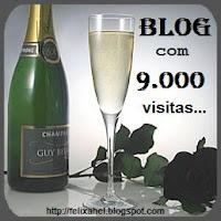 O blog da Eelleenn comemorando 9 mil visitas