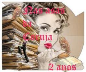 Presente da amigona Sandra Botelho
