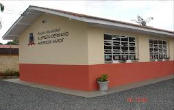Frente da escola