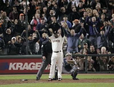 Barry Bonds Homerun King