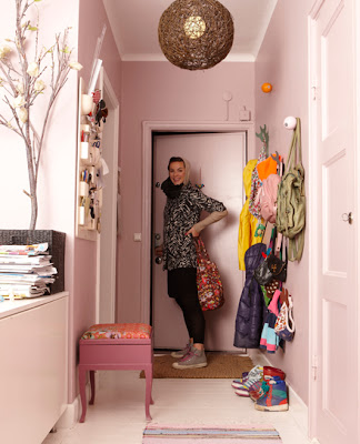 Фото квартиры в Стокгольме