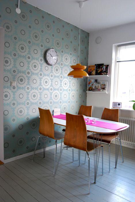Кухня ИКЕА в реальном шведском доме