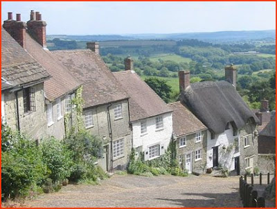 The Name Shaftesbury Might Not Ring A Bell With Many People Its Small Town On Hill In Southern English County Of Dorset