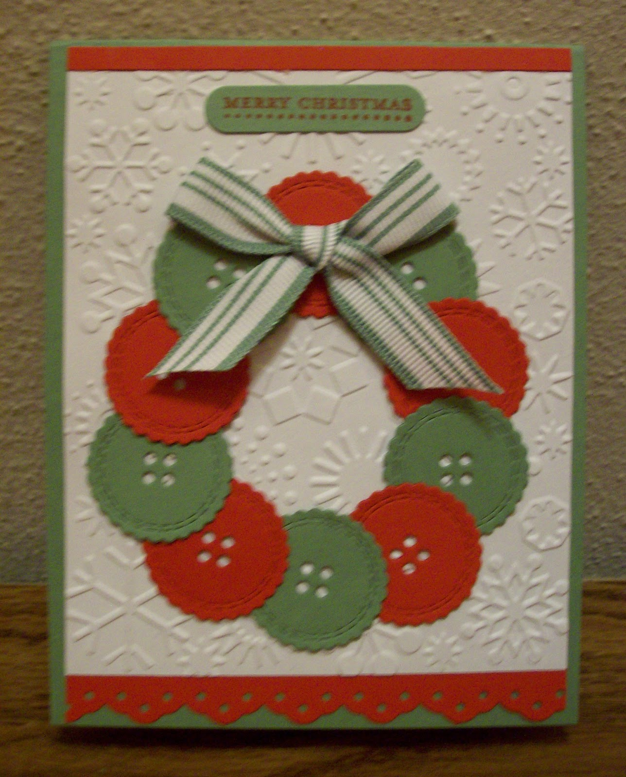 Stamping Ideas For Card Making Part - 41: More Christmas Cards
