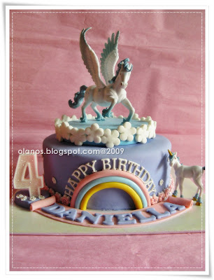 Image Result For Pegasus Birthday Cake
