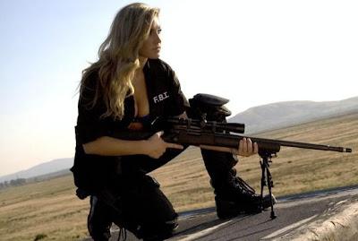 Babes With Guns