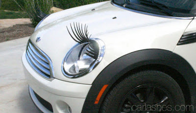 Cars With Lashes Seen On www.coolpicturegallery.net