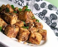 Tofu à Moda Tailandesa