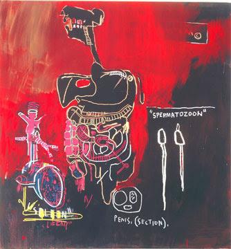 rétrospective Basquiat au MAM Basquiat_3_334