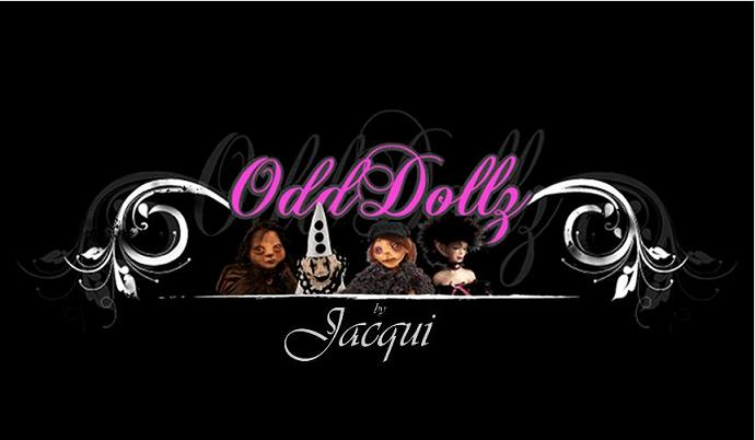 OddDollz by Jacqui