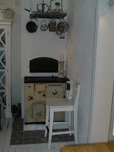 I mitt kök