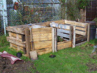 wood composter