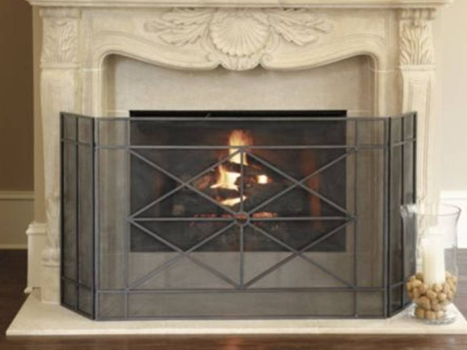 High Street Market: Chic Fireplace Screens