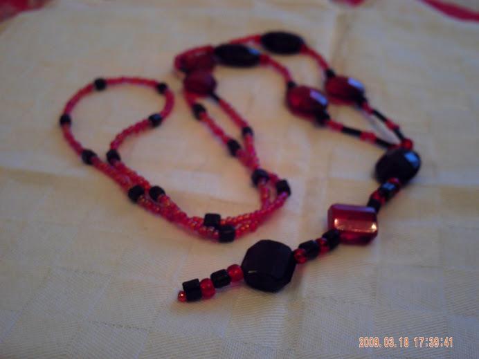 Piros-fekete