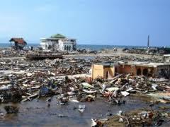 Negara rentan bencana dunia