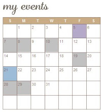 My Class Calendar