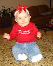 kynlee's 1st christmas