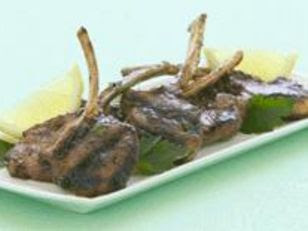 Sweet Chilli Lamb Cutlets