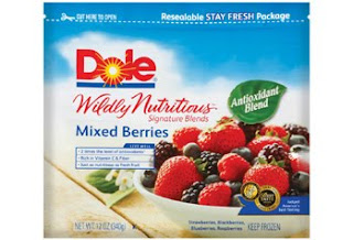 Dole Wildly Nutritious