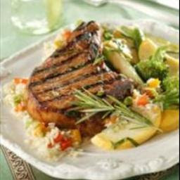 Herbed Pork Chops Recipe