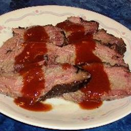 Bud's Brisket Recipe