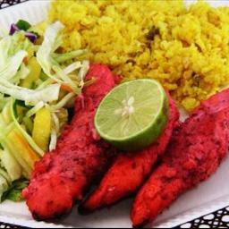 Tandoori Chicken low fat version