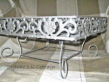 Silver Modern Tray