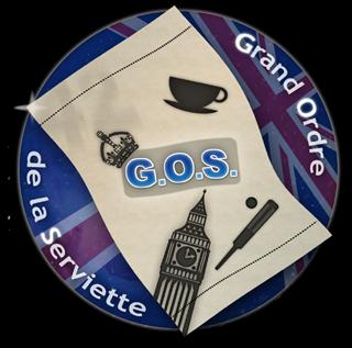 Le logo du GOS