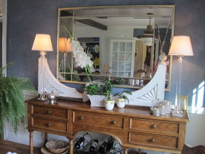 architectural salvage in decor
