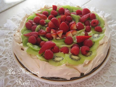 The Perfect Pavlova Recipe