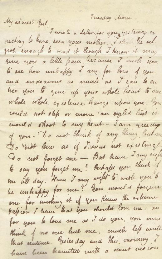 john keats  fanny brawne