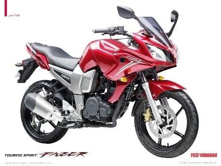 Yamaha Fz Price In India