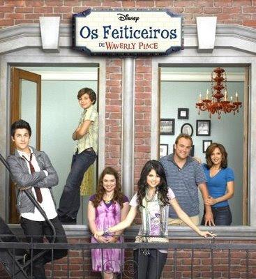 Os Feiticeiros de Waverly Place 2ª Temporada Dublado Online
