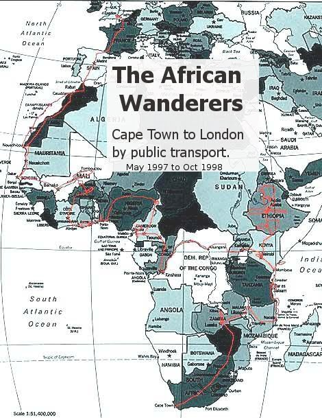 The African Wanderers